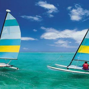 Mauritius Honeymoon Packages Shangri La's Le Touessrok Resort And Spa Watersport Activity3