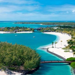 Mauritius Honeymoon Packages Shangri La's Le Touessrok Resort And Spa Aerial View2