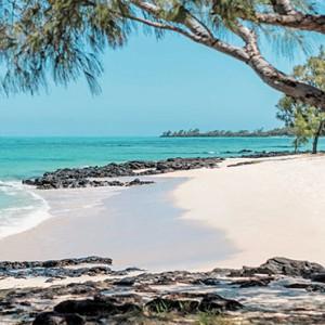 Mauritius Honeymoon Packages Shangri La's Le Touessrok Resort And Spa Beach View2