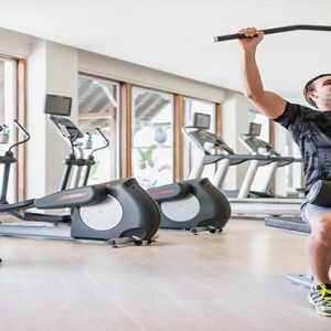 Mauritius Honeymoon Packages Shangri La's Le Touessrok Resort And Spa Fitness