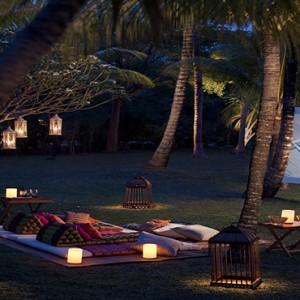 Mauritius Honeymoon Packages Shangri La's Le Touessrok Resort And Spa Outdoor Cinema