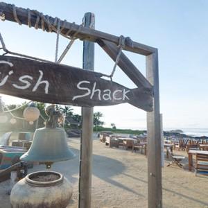 Mauritius Honeymoon Packages Shanti Maurice Resort & Spa Fish Shack