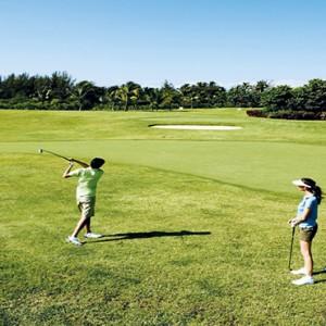 Mauritius Honeymoon Packages Shanti Maurice Resort & Spa Golf