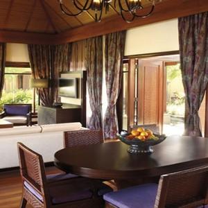 Mauritius Honeymoon Packages Shanti Maurice Resort & Spa In Villa Dining2