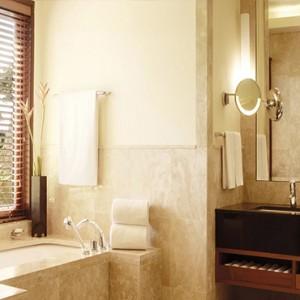 Mauritius Honeymoon Packages Shanti Maurice Resort & Spa Junior Suite Beach Access Bathroom