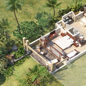 Mauritius Honeymoon Packages Shanti Maurice Resort & Spa Junior Suite Beach Access Overview