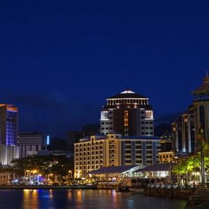 Mauritius Honeymoon Packages Shanti Maurice Resort & Spa Location