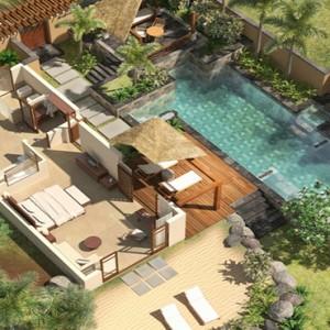 Mauritius Honeymoon Packages Shanti Maurice Resort & Spa Luxury Pool Villa Overview