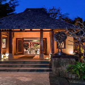 Mauritius Honeymoon Packages Shanti Maurice Resort & Spa Spa Exterior