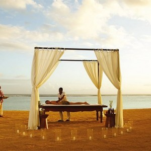 Mauritius Honeymoon Packages Shanti Maurice Resort & Spa Spa Massage On The Beach