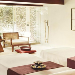 Mauritius Honeymoon Packages Shanti Maurice Resort & Spa Spa Treatment Room