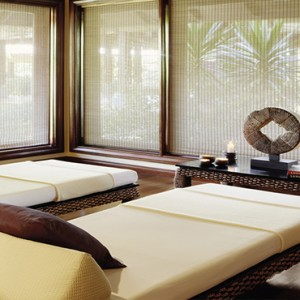 Mauritius Honeymoon Packages Shanti Maurice Resort & Spa Spa Treatment Room1