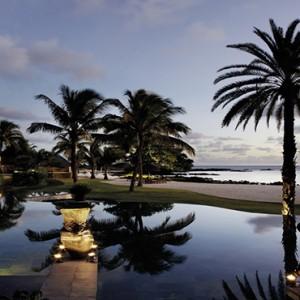Mauritius Honeymoon Packages Shanti Maurice Resort & Spa Stars Restaurant