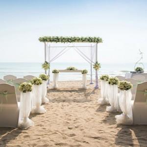 Mauritius Honeymoon Packages Shanti Maurice Resort & Spa Wedding1