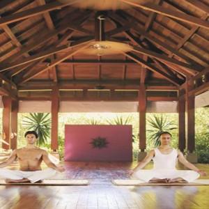 Mauritius Honeymoon Packages Shanti Maurice Resort & Spa Yoga