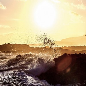 Mauritius Honeymoon Packages Shanti Maurice Resort & Spa Yoga Outdoors By Sea