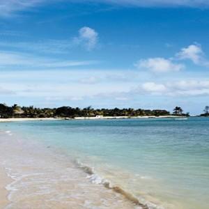 Mauritius Honeymoon Packages Shanti Maurice Resort & Spa Beach