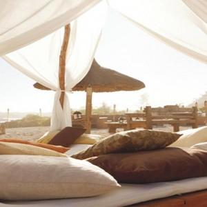 Mauritius Honeymoon Packages Shanti Maurice Resort & Spa Beach Cabanas