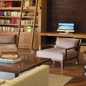 Mauritius Honeymoon Packages Shanti Maurice Resort & Spa Library