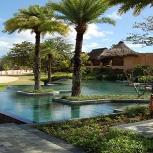 Mauritius Honeymoon Packages Shanti Maurice Resort & Spa Outdoor Pool