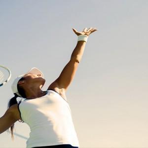 Mauritius Honeymoon Packages Shanti Maurice Resort & Spa Tennis