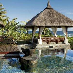 Mauritius Honeymoon Packages Shanti Maurice Resort & Spa Villa Pool Terrace1