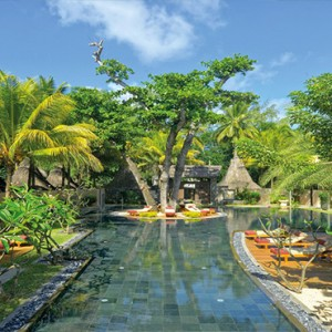 Mauritius Honeymoon Packages Spa Pool