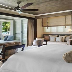 Mauritius Honeymoon Packages St Regis Mauritius Beachfront St. Regis Grand Suite Bedroom