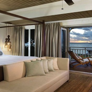 Mauritius Honeymoon Packages St Regis Mauritius Beachfront St. Regis Suite Bedroom