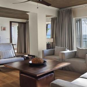 Mauritius Honeymoon Packages St Regis Mauritius Beachfront St. Regis Suite Living Area