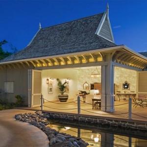 Mauritius Honeymoon Packages St Regis Mauritius Butler Pavilion