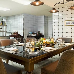 Mauritius Honeymoon Packages St Regis Mauritius Chefs Table