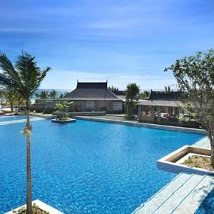 Mauritius Honeymoon Packages St Regis Mauritius Main Pool