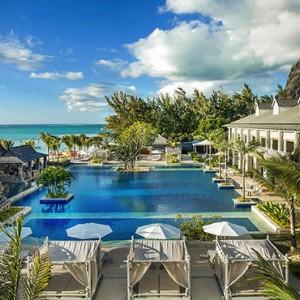 Mauritius Honeymoon Packages St Regis Mauritius Ocean View Grand Manor House Suite Exterior
