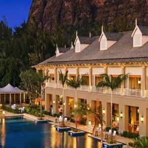 Mauritius Honeymoon Packages St Regis Mauritius Ocean View Manor House Suite Exterior