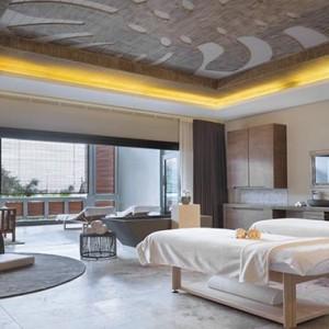 Mauritius Honeymoon Packages St Regis Mauritius Spa Iridium Couples Treatment Room