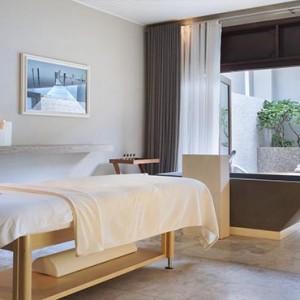 Mauritius Honeymoon Packages St Regis Mauritius Spa Iridium Treatment Room