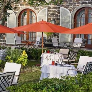 Mauritius Honeymoon Packages St Regis Mauritius Tea Garden