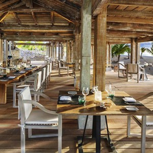 Mauritius Honeymoon Packages St Regis Mauritius The Boathouse Bar & Grill