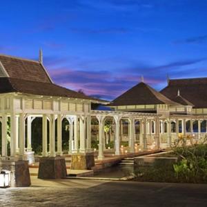 Mauritius Honeymoon Packages St Regis Mauritius Welcome Pavilion