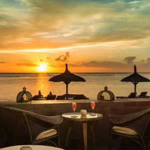 Mauritius Honeymoon Packages The Oberoi Mauritius Champagne On The Beach