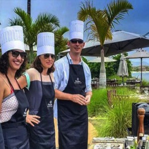 Mauritius Honeymoon Packages The Oberoi Mauritius Cooking Class