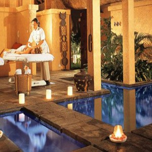 Mauritius Honeymoon Packages The Oberoi Mauritius Couple Spa In Villa