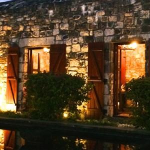 Mauritius Honeymoon Packages The Oberoi Mauritius Gunpowder Restaurant Exterior