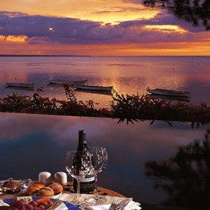 Mauritius Honeymoon Packages The Oberoi Mauritius Luxury Villa With Garden Sunset Views