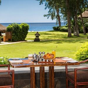 Mauritius Honeymoon Packages The Oberoi Mauritius Main Restaurant