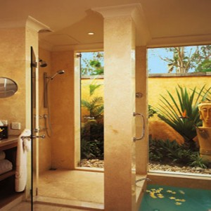Mauritius Honeymoon Packages The Oberoi Mauritius Premier Villa With Private Pool Bathroom