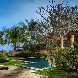 Mauritius Honeymoon Packages The Oberoi Mauritius Premier Villa With Private Pool Exterior