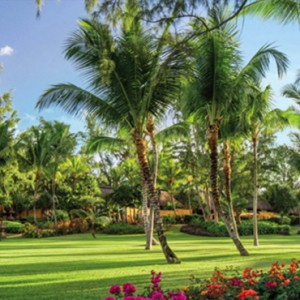 Mauritius Honeymoon Packages The Oberoi Mauritius Presidential Villa With Private Pool Garden Exterior