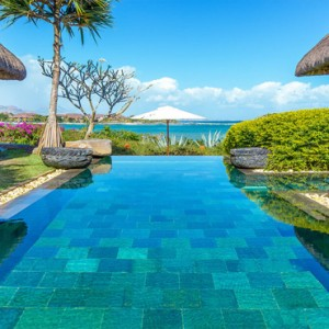 Mauritius Honeymoon Packages The Oberoi Mauritius Royal Villa With Private Pool Exterior